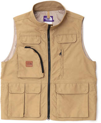 The North Face (ザ ノース フェイス) - THE NORTH FACE PURPLE LABEL 65/35 Duck Feld Vest