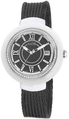 Alor Women's 37Mm Cavo Diamond Rope Watch
