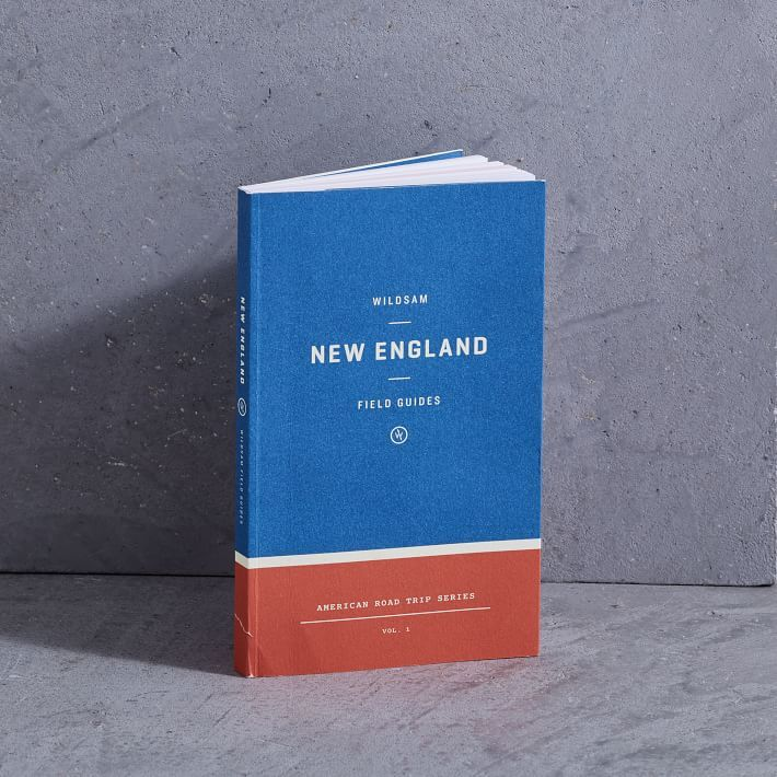 Wildsam Road Trip Guide - New England