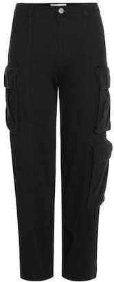 Public School Chisum cropped cotton trousers