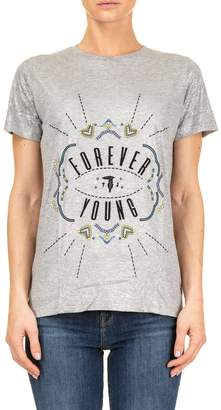 Trussardi Viscose T-shirt