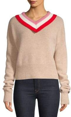 Markus Lupfer Striped Wool Sweater