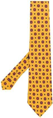 Etro scarf print tie