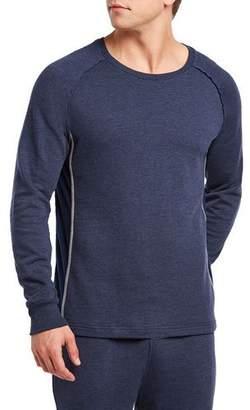 2xist Sport Mesh Crewneck Sweatshirt