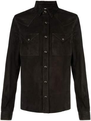 Saint Laurent pocket shirt