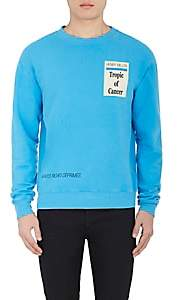 "Enfants Riches Deprimes MEN'S ""TROPIC OF CANCER"" COTTON SWEATSHIRT"