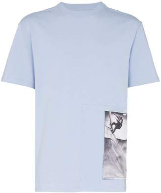 Tony Hawk Signature Line x Corbijn printed patch T-shirt