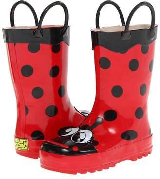 Western Chief Ladybug Rainboot Girls Shoes
