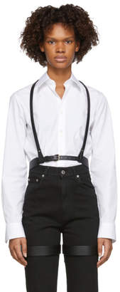 Fleet Ilya Black Full Classic Suspender Harness