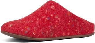 9606640dc788 FitFlop Chrissie Speckle Felt Slippers
