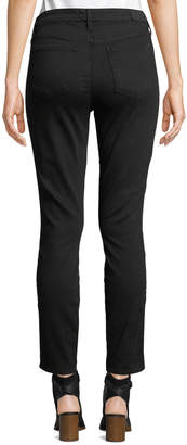 7 For All Mankind Jen7 By Riche Touch Skinny Tux Ankle Jeans