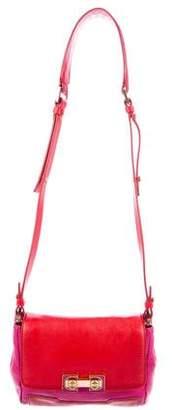 Marc by Marc Jacobs Bicolor Leather Shoulder Bag