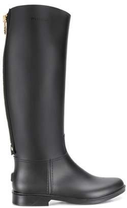 Pinko rain boots