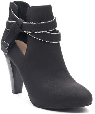 JLO by Jennifer Lopez Charlie Women's High Heel Ankle Boots