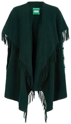 Moncler Wool Cape