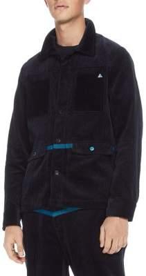 Scotch & Soda Corduroy Cotton Worker Jacket