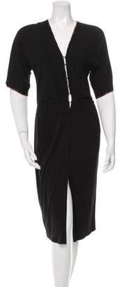 Sophie Theallet Knit Midi Dress w/ Tags