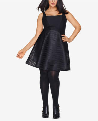 Hanes Plus Size Sheer Tights