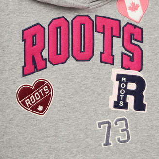 Roots Girls Patches Hoody