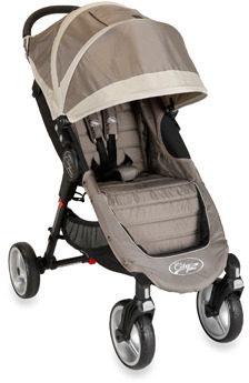 Baby Jogger Baby Jogger™ City Mini Single 4 Wheel Stroller - Sand