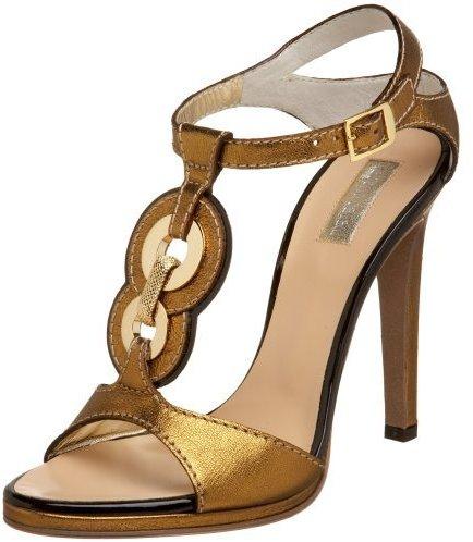 Roberto Cavalli Women's T90057 Ornamented Sandal