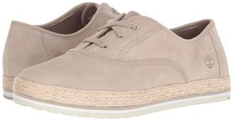 Timberland Eivissa Sea Oxford Women's Plain Toe Shoes