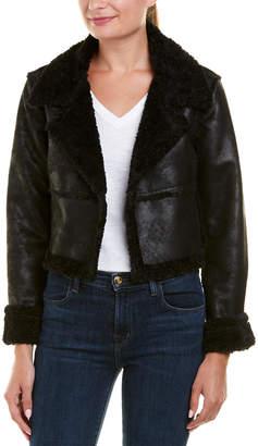 Ella Moss Fuzzy Jacket