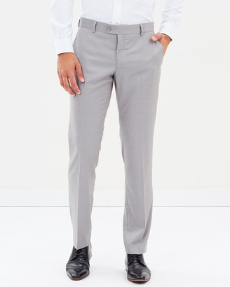 Staple Slim Suit Trousers