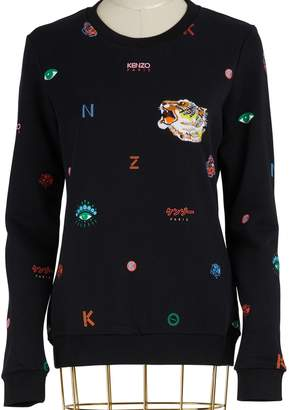 Kenzo Tiger cotton sweatshirt