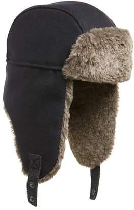 Ted Baker Faux Fur Trapper Hat