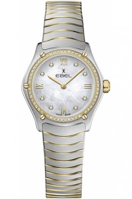 Ebel Ladies Sport Classic Watch 1216412A