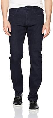 Robert Graham Men's Vagrant Tailored Fit Denim