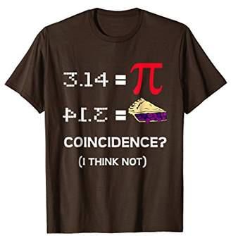 DAY Birger et Mikkelsen Pi 2017 Funny Pie Style T-Shirt for Math Geeks