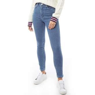 Levi's Womens L8 High Skinny Ankle Jeans L8 Bender