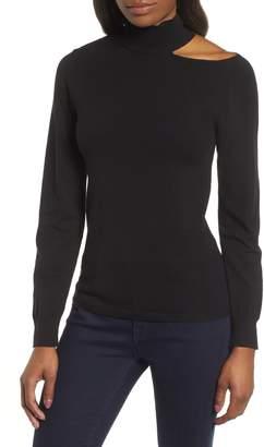 Wit & Wisdom Cutout Sweater