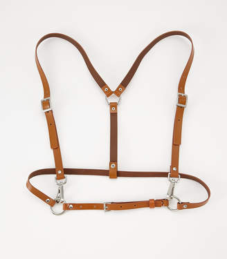 SLY (スライ) - Leather 2way Body Harness