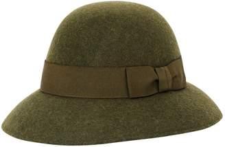 Stella McCartney Stella Mc Cartney Green Wool Hats