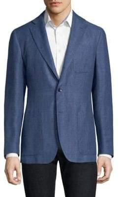 Michael Kors Linen& Wool Blazer
