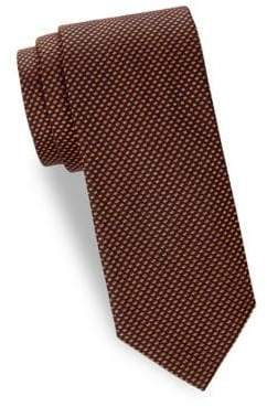 Brioni Two-Tone Silk Tie
