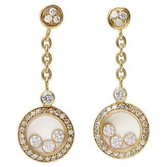 Chopard Happy Diamonds Yellow Yellow gold Earrings