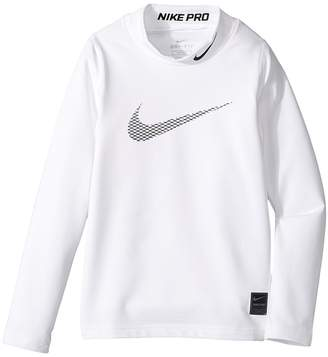 Nike Pro Warm Mock Top Boy's Clothing
