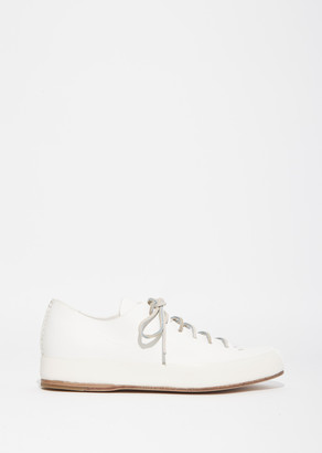 Feit Hand Sewn Low Sneaker $598 thestylecure.com