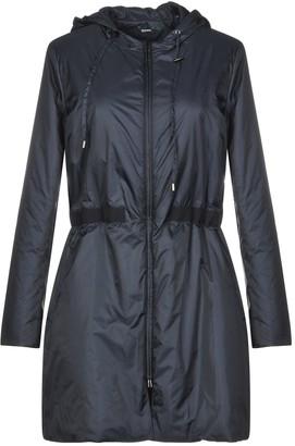 Jil Sander Navy Synthetic Down Jackets