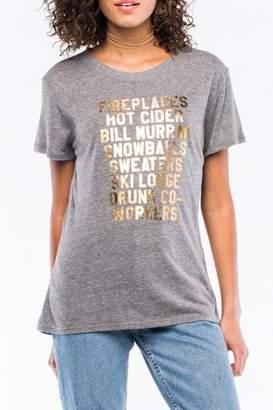 Sub Urban Riot sub_urban Riot Holidays Loose Shirt