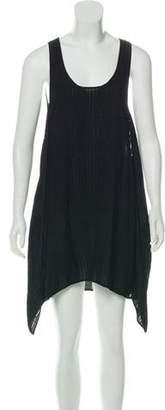 Thakoon Sleeveless Draped Dress