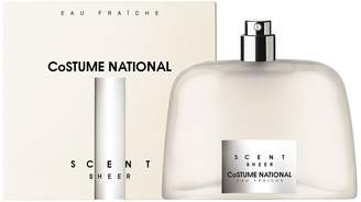CNC Costume National Scent Sheer Perfume by for Women. Eau Fraiche Spray 1.7 Oz / 50 Ml.
