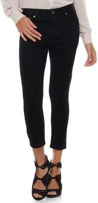 JLO by Jennifer Lopez Women's Cropped Super Skinny Jeans