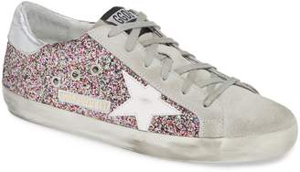 Golden Goose Superstar Glitter Sneaker