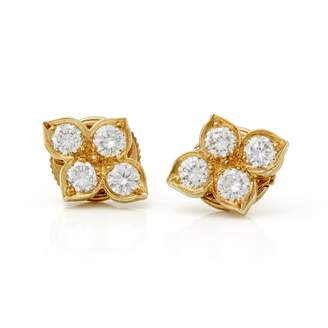 Cartier Vintage Yellow Yellow gold Earrings
