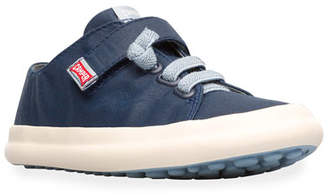 Camper Kid's Cotton Canvas Sneakers, Toddler/Kids